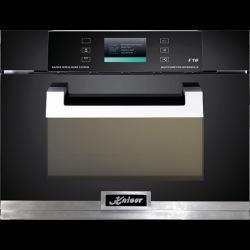 Микроволновая печь Kaiser встраиваемая EH6319 - 45 см/38л/дисплей/черная (EH6319)