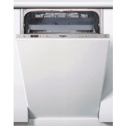 Посудомоечная машина Whirlpool встраиваемая WSIC 3M27 C A++/45см./10 компл./дисплей (WSIC3M27C)