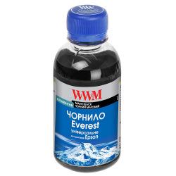 Чернила WWM EVEREST Matte Black для Epson 100г (EP02/MBP-2) пигментные