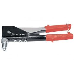 Заклепник 250 мм, переставний 0-90 градусів, заклепки 2.4-3.2-4.0-4.8 мм,  MTX (MIRI405279)