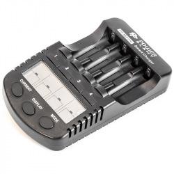 Зарядний пристрій PowerPlant для акумуляторів AA, AAA/ PP-EU1000 () (DV00DV2362)