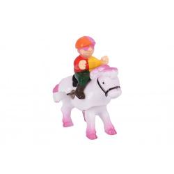 Заводна іграшка goki Жокей  (13094G-2)