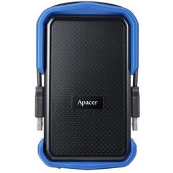 "Жорсткий диск Apacer 2.5"" USB 3.1 1TB AC631 захист IP55 Black/Blue (AP1TBAC631U-1)"
