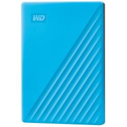 """Жорсткий диск WD 2.5"""" USB 3.2 Gen 1 4TB My Passport Blue (WDBPKJ0040BBL-WESN)"""
