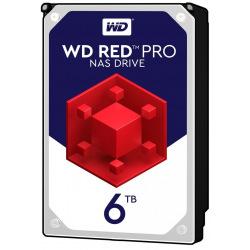 "Жорсткий диск WD 3.5"" SATA 3.0 6TB 7200 256MB Red Pro NAS (WD6003FFBX)"