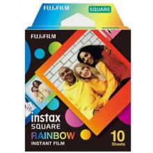 Фотобумага Fujifilm INSTAX SQUARE RAINBOW (86х72мм 10шт) (16671320)