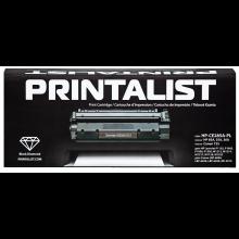 Картридж PRINTALIST  аналог HP 85A CE285A Black (HP-CE285A-PL)