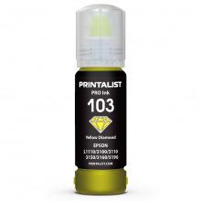 Чорнило PRINTALIST 103 Yellow для Epson 70г (PL103Y)