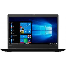 ноутбук 13.3FMIT/i7-10510U/16/512/Intel HD/W10P/FP /BL/Black ThinkPad X13 Yoga G1 T (20SX001DRT)