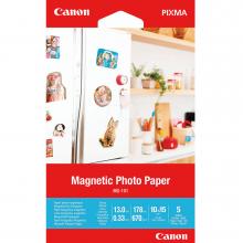 Фотопапір магнітний Canon 4*6 Magnetic Photo Paper MG-101, 5 арк (3634C002)