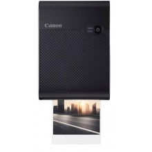 Фотопринтер Canon SELPHY Square QX10 (Black) (4107C009)