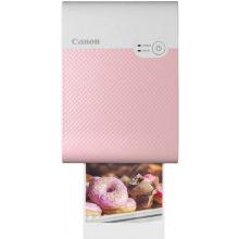 Фотопринтер Canon SELPHY Square QX10 Pink (4109C009)