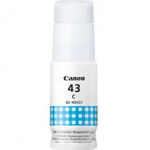 Чернила Canon GI-43 Cyan (4672C001)