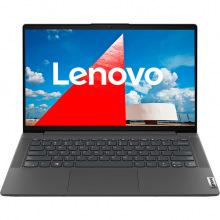 ноутбук 14FIM/i5-1035G1/8/1TB SSD/MX350 2GB/DOS/BL /Graphite Grey IdeaPad 5 14IIL05 (81YH00P4RA)