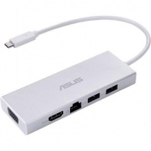 Док-станція ASUS OS200 USB-C DONGLE OS200 USB-C DONGLE (90XB067N-BDS000)