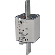 Предохранитель ETI NH-2/gG 315A 500V KOMBI (4185222)