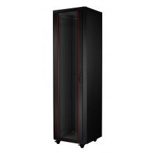 "Шкаф MIRSAN ECO 19"" 42U 600x800, RAL 9005 (MR.GTE42U68.01)"