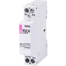 Контактор ETI RD 20-02 230V AC/DC AC1 2н.з. (2464008)