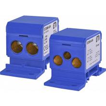 Блок распределительный ETI EDBM-6/N (192А, 1x4-70; 2x4-50; 1x4-25) (1102416)