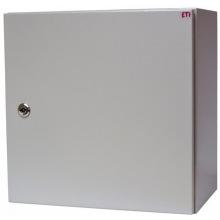 Щит металлический ETI GT 40-40-25 (В400хШ400хГ250, 2х17мод, 1зам, IP66) (1102110)