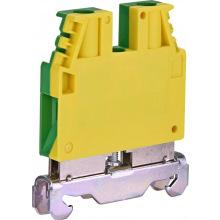 Клемма винтовая заземляющая  ETI  ESC-TEC.6/O (6 мм2, желто-зеленаяя) (3903070)