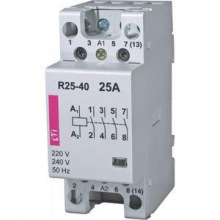 Контактор ETI RD 25-22 (230V AC/DC) (AC1) (2464014)
