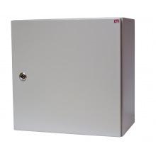 Щит металлический ETI GT 80-40-25 (В800хШ400хГ250, 5х17мод, 2зам, IP66) (1102129)