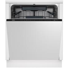 Встраиваемая посудомоечная машина Beko DIS28023 - 45 см./10 компл./8 програм/дисплей/А++ (DIS28023)