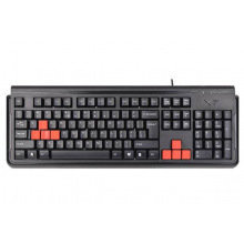 Клавіатура A4Tech G300 USB Black (G300 USB (Black))