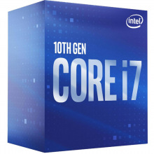 Процесор INTEL Core i7-10700 Socket 1200/2.9GHz BOX INTEL Core I7-10700 BOX s1200 (BX8070110700)