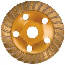 Чашка алмазна зачисна 125 мм, Turbo,  MTX MASTER (MIRI729959)