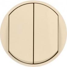 Celiane Legrand лицьова панель вимикача / перемикача слонова кістка (066201)