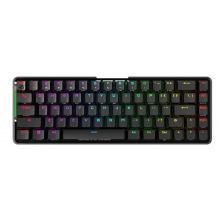 Клавіатура ігрова ASUS M601 ROG Falchion WL, RGB Black (90MP01Y0-BKUA00)