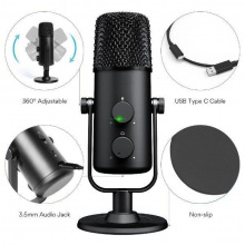 Мікрофон для ПК з триподом Maono by 2Е AU-903 Streaming KIT USB (2E-MPC020)