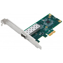 Мережева карта D-Link DGE-560SX/D 1xSFP, PCI Express (DGE-560SX/D)