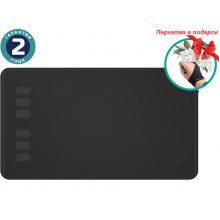 Графический планшет Huion H640P + перчатка (H640P)