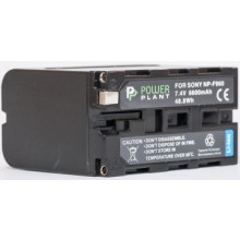 Аккумулятор PowerPlant Sony NP-F960, NP-F970 6600mAh (DV00DV1033)