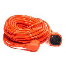 Удлинитель PowerPlant 20 м, 3x2.5мм2, 16А, морозостойкий (JY-3024/20) (PPCA16M20S1L)