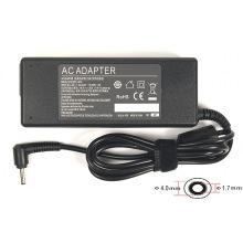 Блок питания для ноутбуков PowerPlant DELL 220V, 19.5V 90W 4.62A (4.0*1.7 Bullet) (DL90G4017B  )