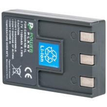 Аккумулятор PowerPlant Canon NB-1LH, NB-1L 1100mAh (DV00DV1002)