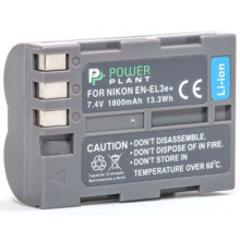 Аккумулятор PowerPlant Nikon EN-EL3e 1800mAh (DV00DV1159)