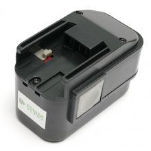 Аккумулятор PowerPlant для шуруповертов и электроинструментов AEG GD-AEG-9.6 9.6V 2Ah NICD (B9.6) (DV00PT0022)