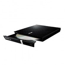 Оптичний привід DVD+/-RW ASUS SDRW-08D2S-U LITE (SDRW-08D2S-U LITE/BLK/G/AS) Black (SDRW-08D2S-ULITE/BLACK/AS)