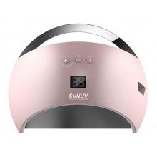 УФ LED лампа SUNUV SUN 6, 48W, розовый (FL940141)