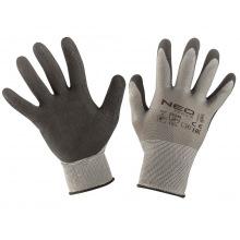 Перчатки NEO рабочие, с латексным покрытием (пена), р. 8 (97-617-8)