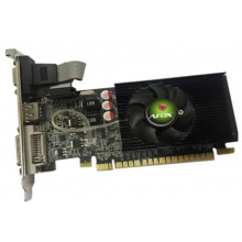 Відеокарта AFOX GeForce GT210 1GB DDR3 64Bit DVI-HDMI-VGA Low profile (AF210-1024D3L8)
