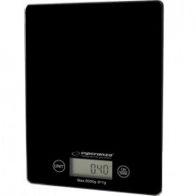 Весы кухонные Scales EKS002K Black (EKS002K)