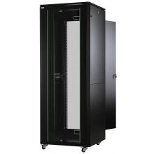 "Шкаф MIRSAN ALTER PLUS 19"" 42U 800x800, RAL 9005 (MR.GTAP42U88.01)"