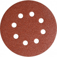 Шліфувальний круг Klingspor (липучка) O125мм P100 PS18EK (270432)