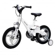 Дитячий велосипед Miqilong JZB Білий 16` MQL-JZB16-white (MQL-JZB16-WHITE)